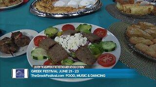 Greek Festival June 21-23