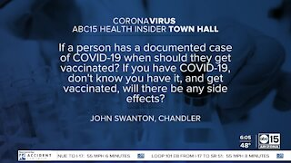 FAQs: Experts answer your questions about COVID-19 vaccine