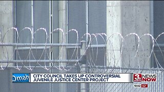 Omaha City Council takes up controversial juvenile justice center project