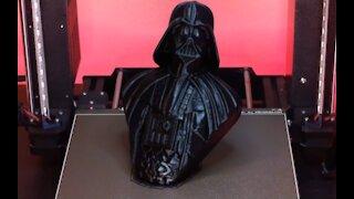 Darth Vader, A TimeLapse