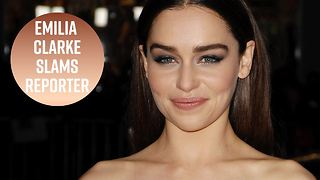 Emilia Clarke doesn't want to be a 'strong woman'