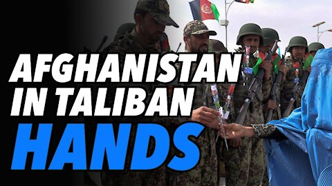 As Afghanistan falls into Taliban hands, will the US really pull out?