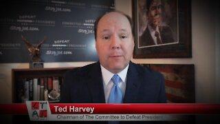Former Senator Ted Harvey Pushes to StopJoe