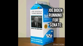 Joe Biden Running for Senate