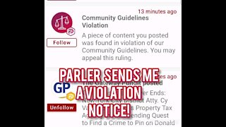 PARLER MAY HAVE BECOME TWITTER/FAKEBOOK 2.0
