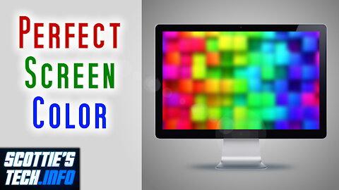 Make any computer screen HIGH-END!