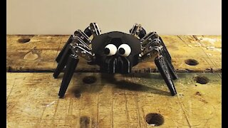 Halloween Dancing Spider