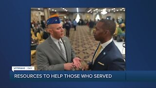 Resources in Michigan to help those who served