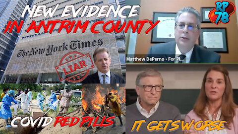New Evidence in Antrim County, MSM Lies Are Revealed, Gates Divorce Gets Worse