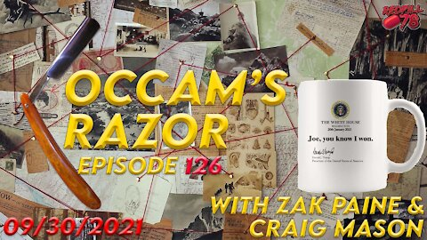 Occam's Razor Ep. 126 with Zak Paine & Craig Mason - You Know Trump Won