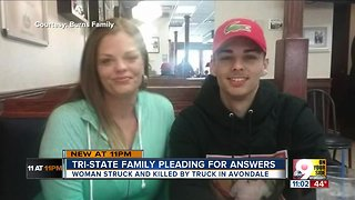 Family pleads for answers in fatal hit-and-run