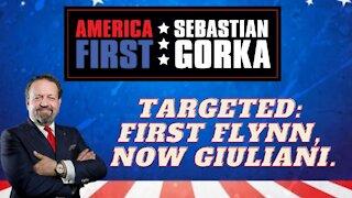 Targeted: First Flynn, now Giuliani. Sebastian Gorka on AMERICA First
