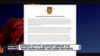 """Majority of DCFC's fan base, """"Northern Guard"""" defers season ticket refunds"""