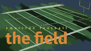 How to Play American Football: The Field