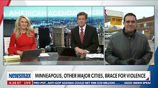 """""""Minneapolis, Other Major Cities, Brace For Violence"""""""