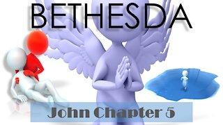 JOHN CHAPTER 5 ~ BIBLE STUDY QUIZ