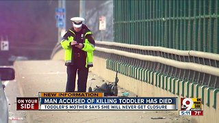 Man accused of killing toddler dies after suspected jail overdose