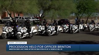 Nogales Police Officer dies after being struck by vehicle on I-19