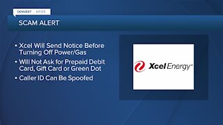 Warning about scammers threatening to turn off power/gas
