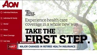 Major changes in retiree health insurance