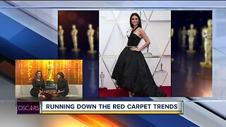 Hottest Oscars Fashion on the Red Carpet