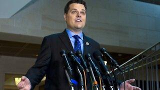 House Ethics Committee Investigating Rep. Matt Gaetz