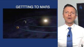 Getting to Mars   Greg's Geek Fix