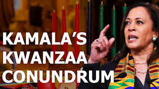 The Charlie Kirk Show - KAMALA'S KWANZAA CONUNDRUM