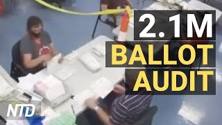 Ariz. Judge Rules to Audit 2.1M Ballots; CPAC Highlights; Cancel Culture Unites the Republican Party