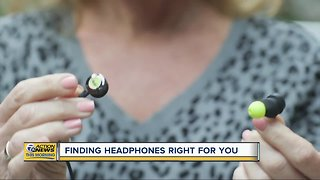 Finding headphones right for you