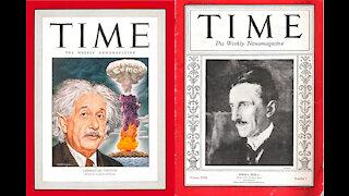 Einstein's letter to Tesla