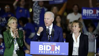 Joe Biden Wins Big On Super Tuesday, But Sanders Takes California