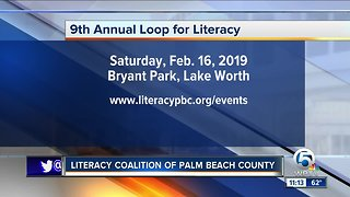 Literacy Coalition of Palm Beach County has 2 upcoming events