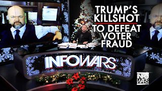 Constitutional Lawyer Reveals Trump's Killshot to Defeat Voter Fraud