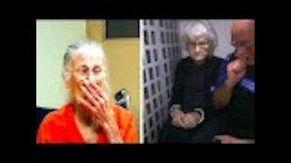 Police Officers Arrest 93 Year Old Nan After Receiving Tip
