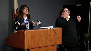 Public health press briefing on coronavirus