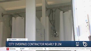 City overpaid contractor nearly $1.2 million