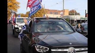 Trump Parade - Luzerne County, US