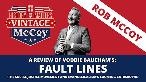 A Review of Voddie Bauchman's: Fault Lines