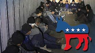 Illegal Immigrants taking jobs; Democrats Taxing