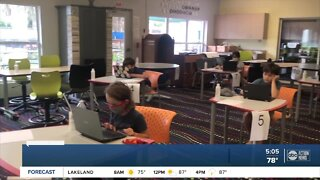 Hillel Academy in Tampa is opening using new COVID-19 safety procedures