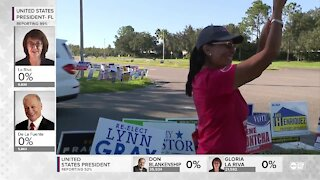 Florida Trump supporters feel confident