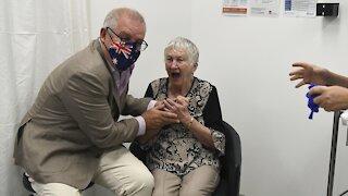 Australia Begins COVID Vaccination Efforts