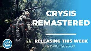 CRYSIS REMASTERED - This Week in Gaming/Week 38/2020