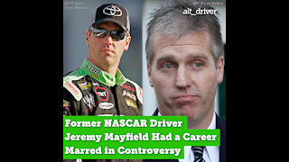 Former NASCAR Driver Jeremy Mayfield Had a Career Marred in Controversy
