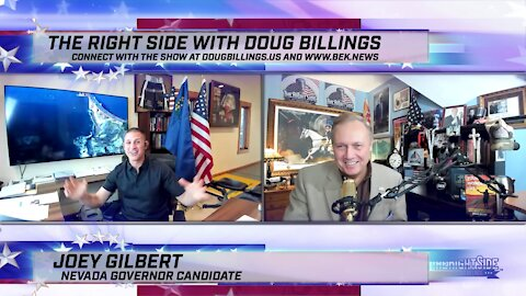 The Right Side with Doug Billings - October 26, 2021