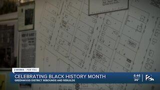 Greenwood District: Rebuilding and Rebounding