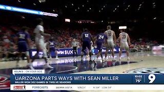 Arizona Wildcats part ways with Sean Miler