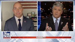 Rep. Brian Mast responds to smear from CNN anchor Jake Tapper
