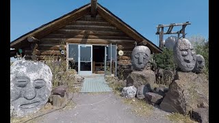 A quick tour of the Shoshone Bird Museum of Natural History